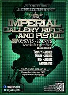 The 2014 NRA Imperial Gallery Rifle & Pistol Meeting @ Melville Ranges, The NSC, Bisley | England | United Kingdom
