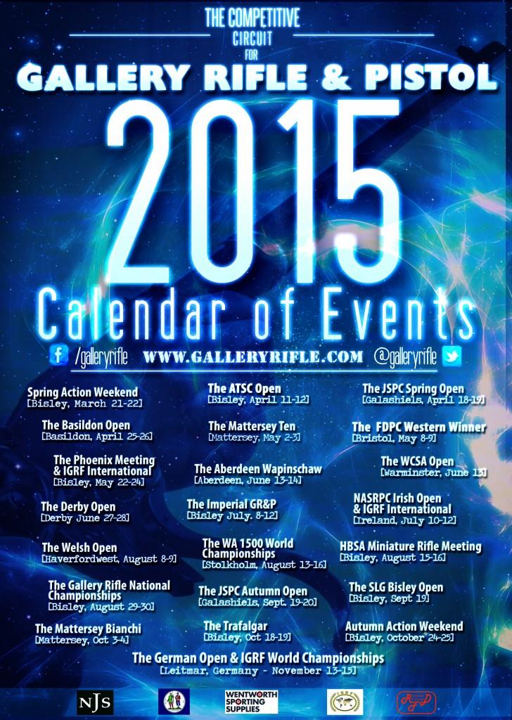 GR Calendar 2015