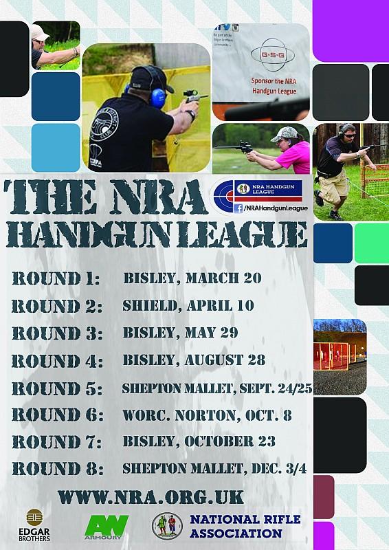 NRA Handgun League