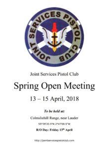 JSPC Spring 2018 Open Championships @ Galashiels | Galashiels | Scotland | United Kingdom